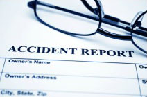how to write a slip and fall accident report