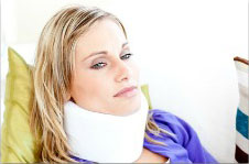 Neck injury brace