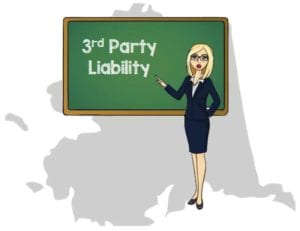 Alaska 3rd party liability