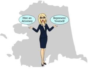 Alaska hire attorney
