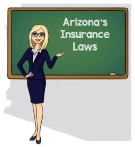 Arizona insurance laws