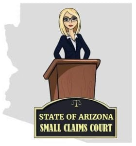 Arizona small claims
