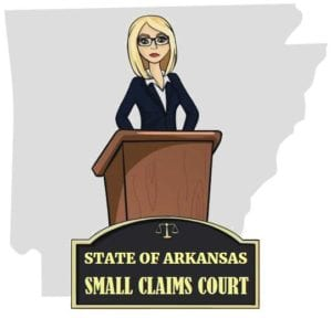 Arkansas small claims