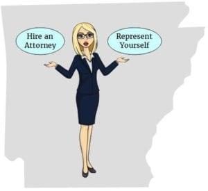 Arkansas hire attorney