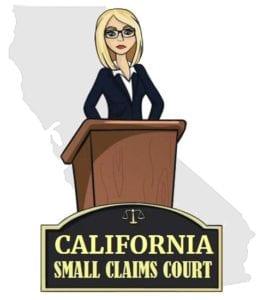 California small claims