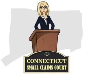 Connecticut small claims court