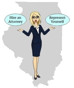 Illinois hire an attorney