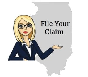 Illinois file claim