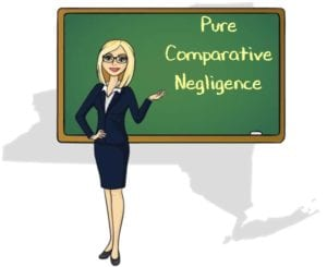 New York pure comparative negligence