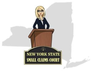 New York small claims court