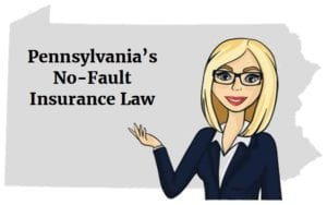 Pennsylvania no-fault insurance
