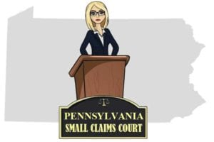 Pennsylvania small claims court