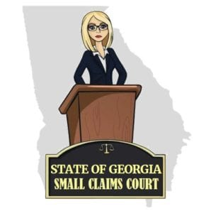 Georgia small claims court
