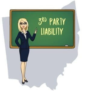 ohio 3rd party liability