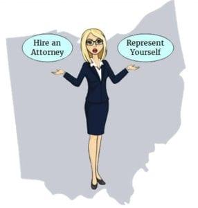 ohio attorney self representation