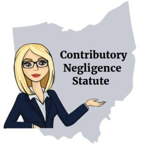 ohio contributory negligence statute