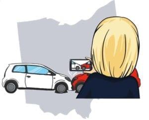 ohio car accident evidence