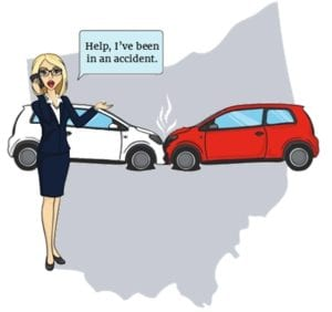 ohio accident help call