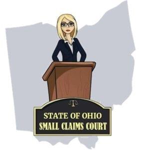ohio small claims court
