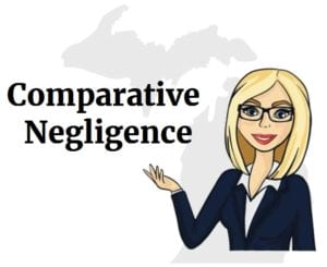 Michigan comparative negligence