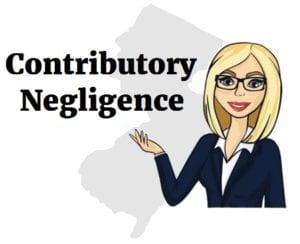 New Jersey contributory negligence