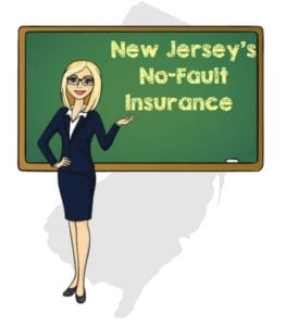 New Jersey no fault insurance