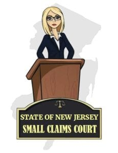 New Jersey small claims court