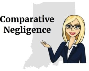 Indiana comparative negligence