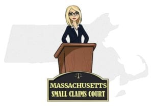 Massachusetts small claims court
