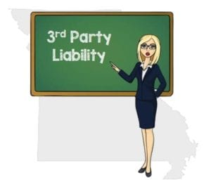 Missouri 3rd party liability