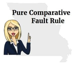 Missouri pure comparative fault