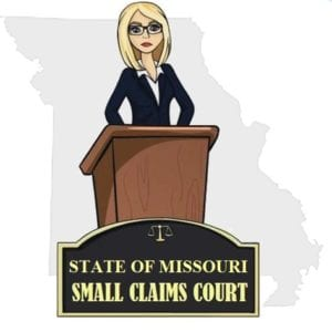 Missouri small claim court