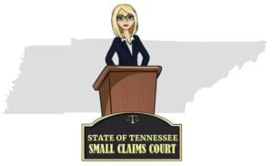 Tennessee small claims court