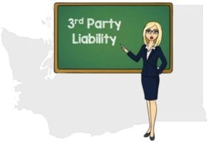 washington 3rd party liability