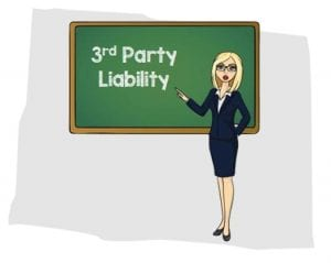 Colorado 3rd party liability