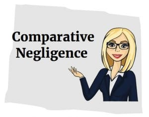 Colorado comparative negligence