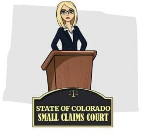 Colorado small claims court
