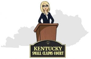 Kentucky small claims court