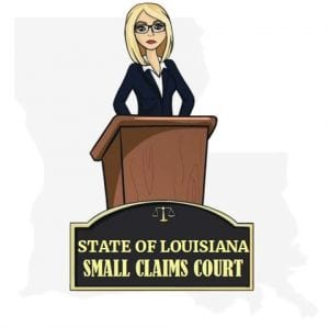 Louisiana small claims court