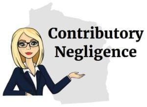 Wisconsin contributory negligence