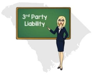 south carolina 3rd party liability