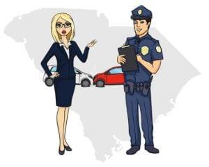 south carolina accident police