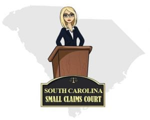 south carolina small claims court