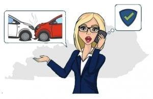 Kentucky accident call insurance