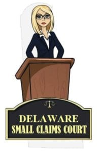 Delaware small claims court