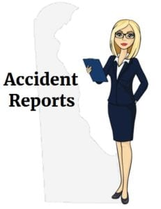 Delaware accident report