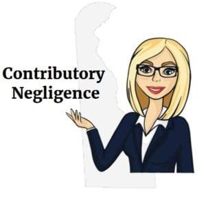 Delaware contributory negligence