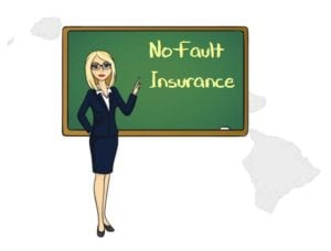 Hawaii no-fault insurance