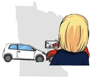 Minnesota gather photo evidence