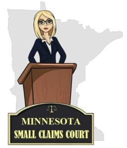 Minnesota small claims court